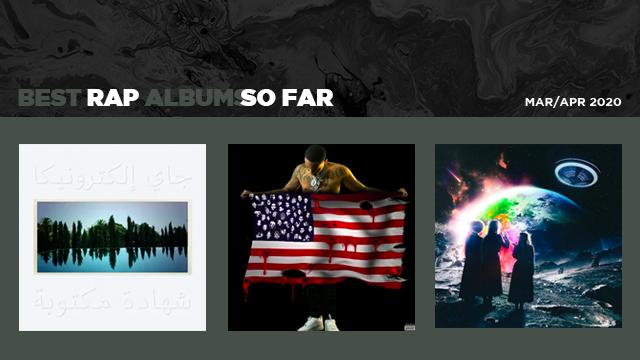 Best Rap Albums Of March 2020