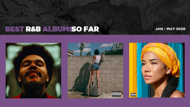 The Best R&B Albums Of 2020 ...so far