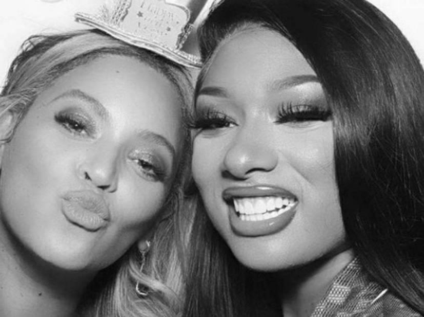 Houston Mayor Announces Beyoncé & Megan Thee Stallion Will Get Their Own Day