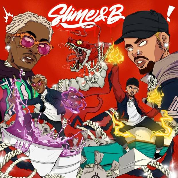 Review: Young Thug & Chris Brown's 'Slime & B' Blesses Ladies With A Golden Summer Soundtrack