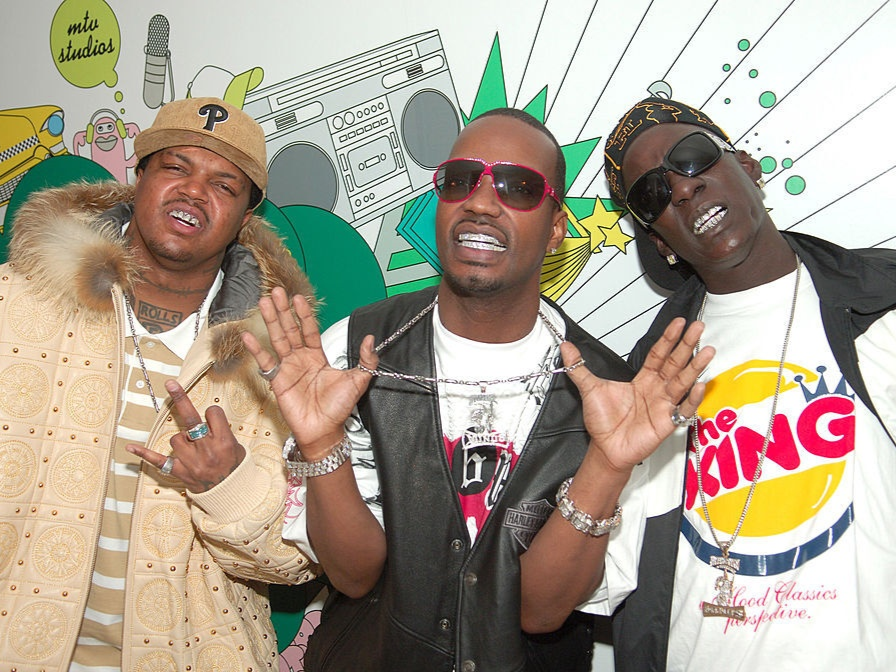 Crunchy Black Says RZA & Ludacris Told Him DJ Paul & Juicy J Were Doing Him Dirty