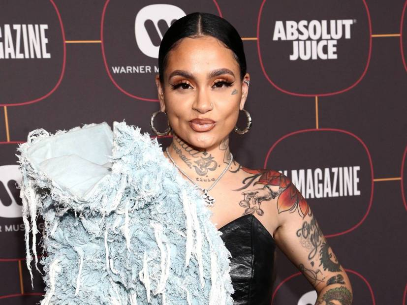 Kehlani's 'Open (Passionate)' Video Was So Lit, She Caught A Lawsuit For Damaging A Ferrari