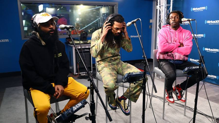 Flatbush Zombies Release 'now, more than ever' EP Stream