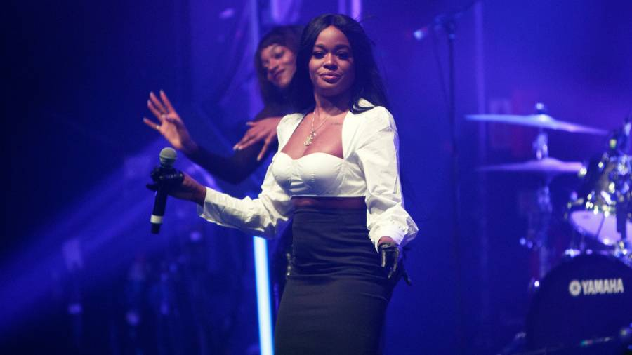 Azealia Banks' Ex-Manager Sues For Extortion