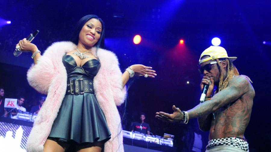 Nicki Minaj Invented 'Queen Of Rap' Title Says Young Money Label
