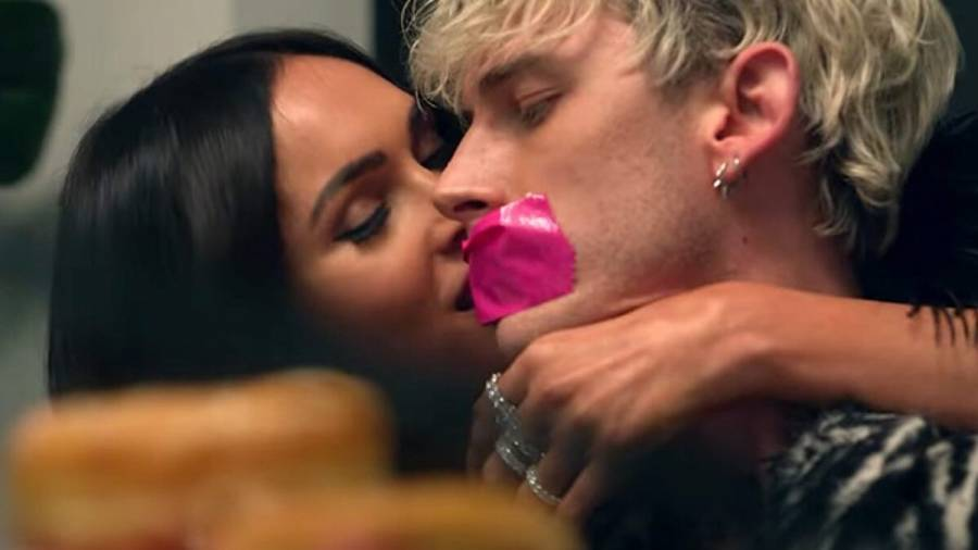 Machine Gun Kelly Confirms Megan Fox Dating Rumors After Making Out In Public