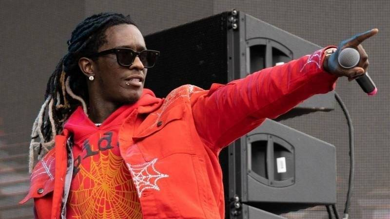 Young Thug Looking To Break Travis Scott's 'Fortnite' Concert Record