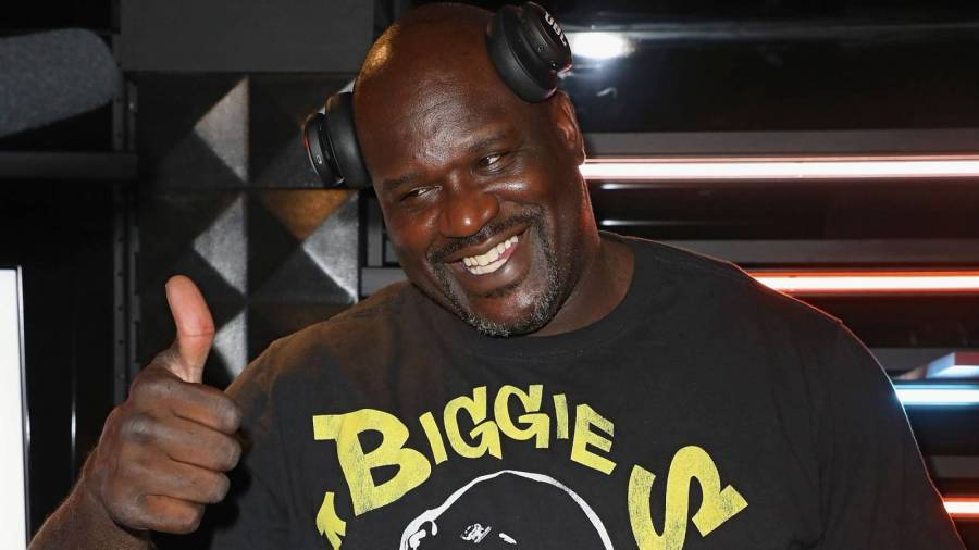 Shaq Vows To Destroy Gronk In DaBaby & Snoop Dogg-Assisted 'Virtual Party' Challenge