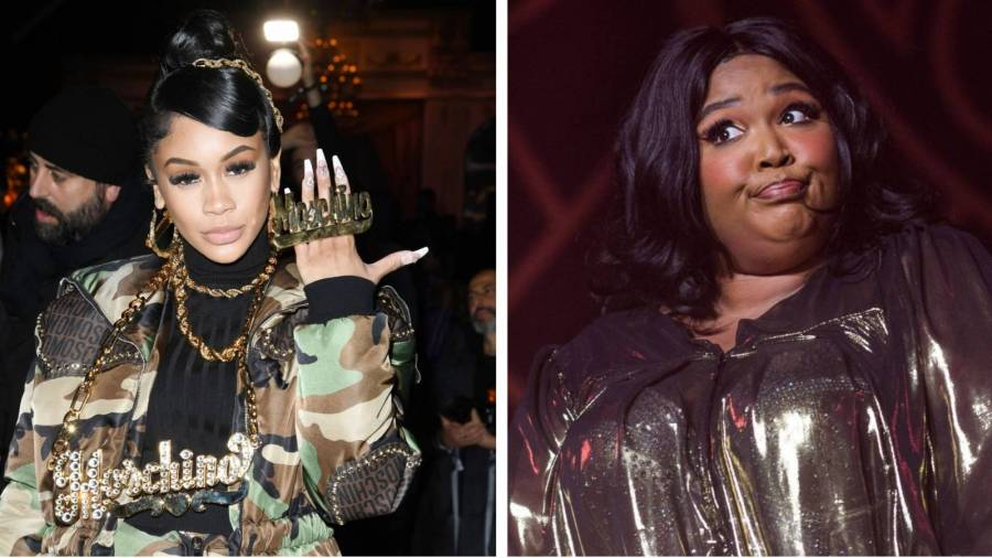 Saweetie's 'McGangbang' Sparks Lizzo Debate About Double Standards