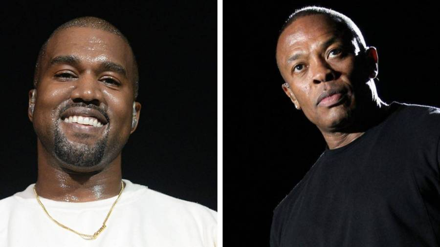 Snoop Dogg, Church & OJ: Everything We Know About Kanye West & Dr. Dre's Upcoming Album