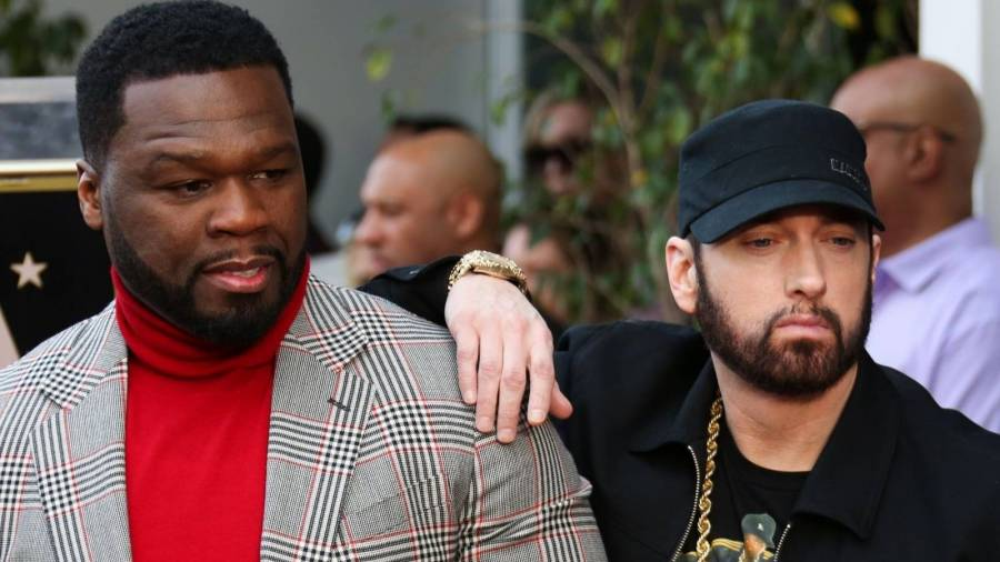 50 Cent Crown Eminem 'Best Rapper In The World' While Bigging Himself Up