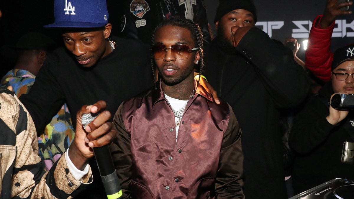 50 Cent Says He Warned Pop Smoke's Manager About Cover Art & Orders Virgil Abloh To Fix It