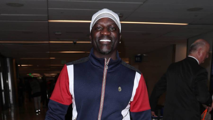 Akon Not Pressing Charges On Car Jackers - Because He Can Relate