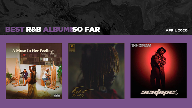 Best R&B Albums Of April 2020