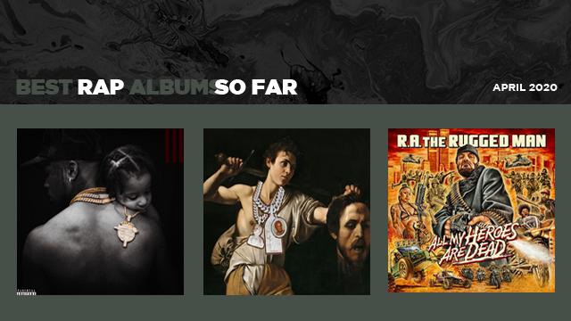 Best Rap Albums Of April 2020