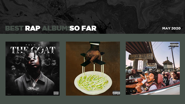 Best Rap Albums Of May 2020