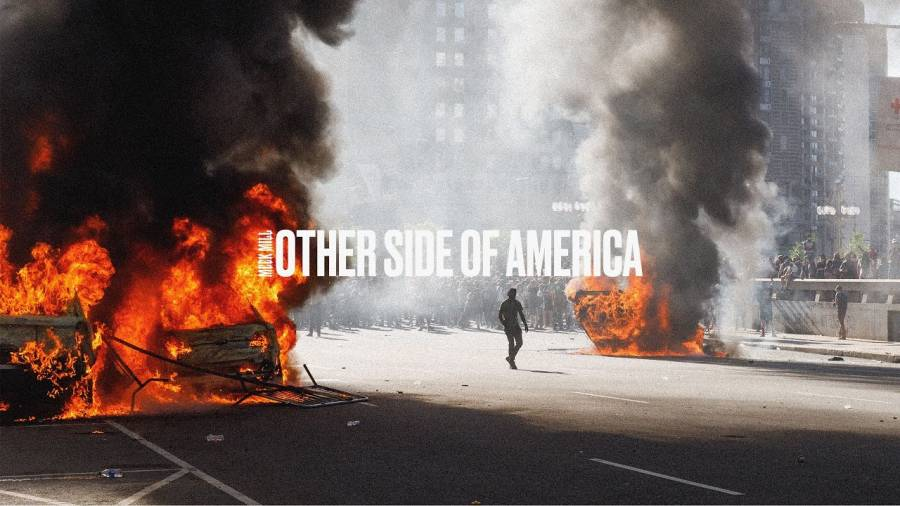 """Meek Mill Drops """"Otherside Of America Single' In The Middle Of George Floyd Protests"""