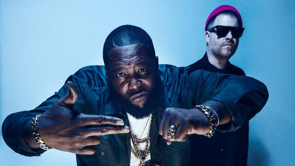 Killer Mike & El-P Release 'RTJ4' Album Stream & Download Early Because, Of Course