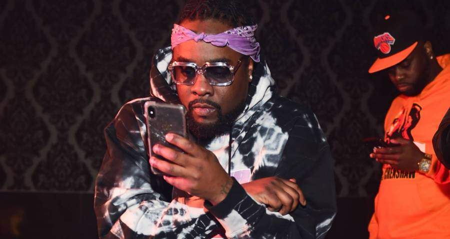 Wale's Hip Hop Status Is Glass Half-Full — He Just Needs To Take A Drink