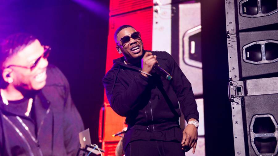 Nelly Set To 'Old Town Road' The Country Charts Again With Kane Brown Remix