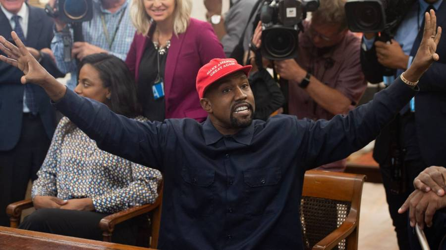 Is Kanye West Trying To Steal Votes For Donald Trump With 2020 Presidential Bid?