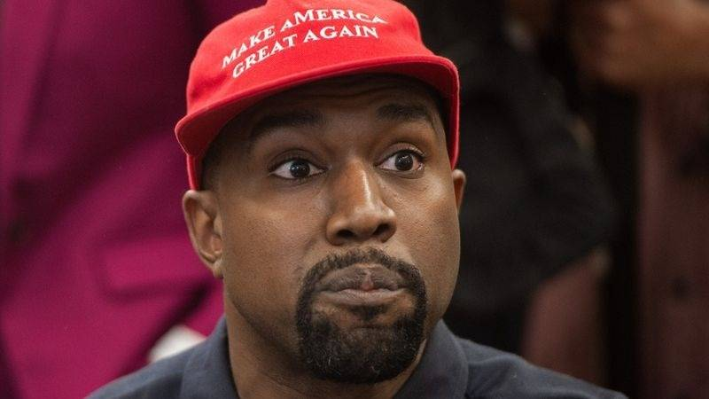 Kanye West's 1st Polling Numbers Are In — & They Aren't Pretty