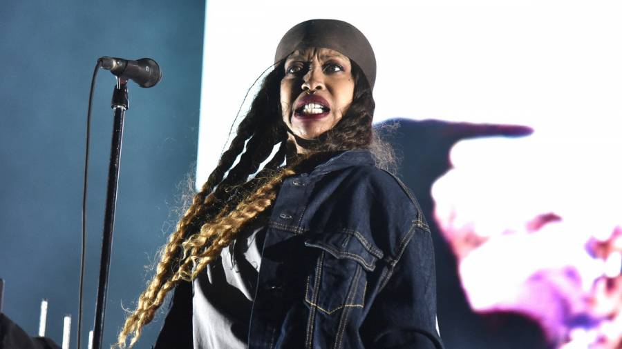 Erykah Badu Champions Her 'Midas Pussy' After Being Equated To Jada Pinkett Smith