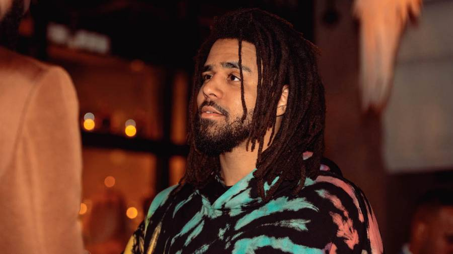 J. Cole Gets A Mural In North Carolina For His 'Hip Hop Legend' Status