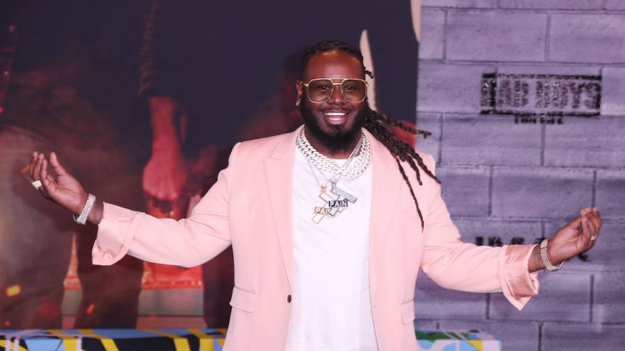 T-Pain Says Future Would Beat Him In Verzuz Only Because He's Popular Now