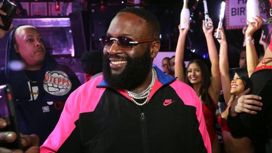 Rick Ross Doles Out August Alsina Advice And Quietly Handling Their Own Affairs
