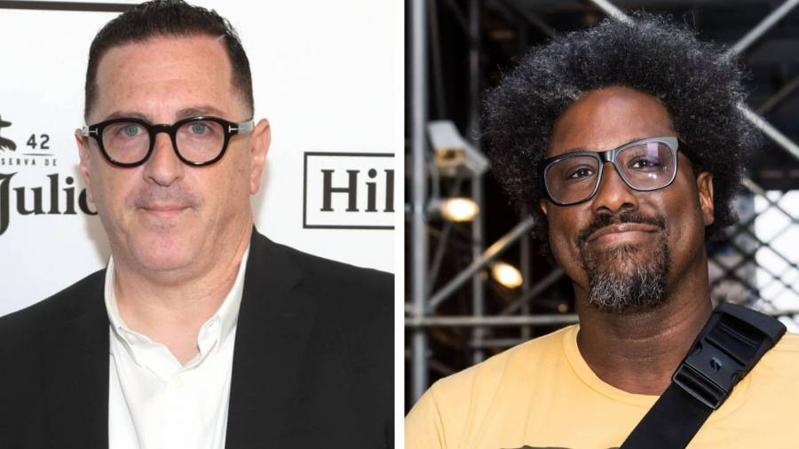 MC Serch Uses V-Nasty Story To Discuss White People's Use Of N-Word With W. Kamau Bell