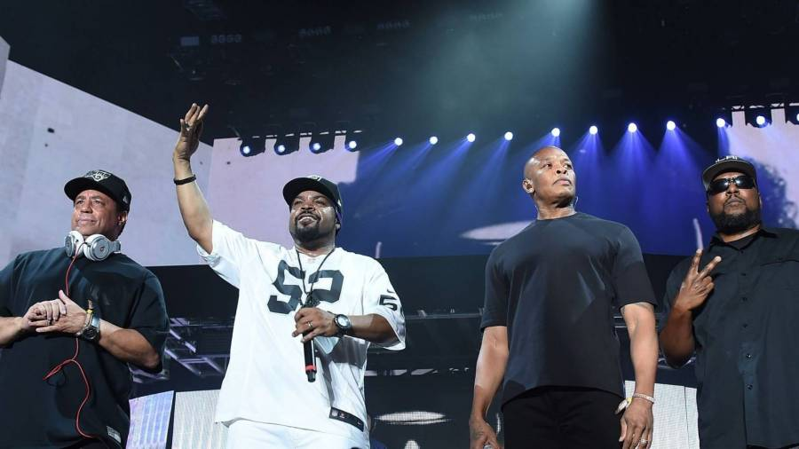 Ice Cube On N.W.A's Impact: 'Before We Did 'Fuck Tha Police,' Police Could Do No Wrong'