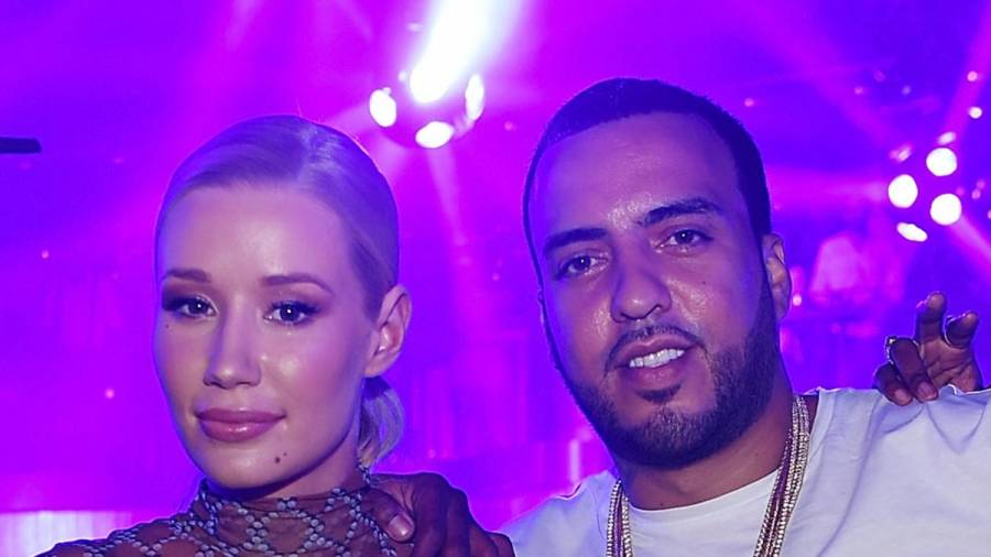 Iggy Azalea Responds To Her Name Being Entangled In French Montana's Brother's Lawsuit