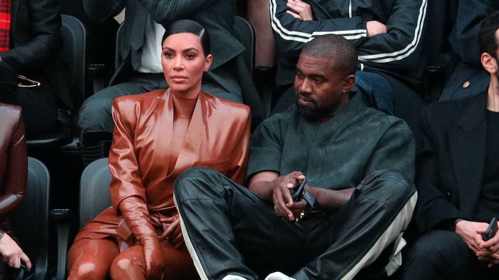 Kanye West Apologizes To Kim Kardashian Over Recent Twitter Rants