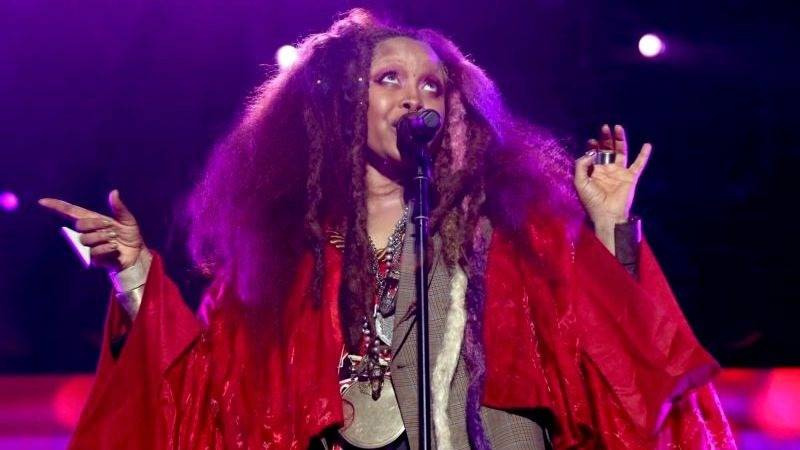 Erykah Badu Doesn't Miss Touring: 'I'm The Laziest Artist Probably In Dallas'