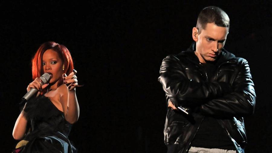 Here's The Truth About That Eminem & Rihanna Collaboration Rumor