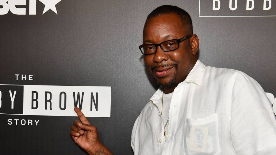 Forget Shalamar: Bobby Brown Takes Credit For Michael Jackson's Moonwalk