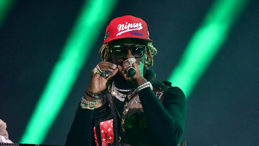 Young Thug Blames Piracy For 'Slime Language 2' Release Date Tweet