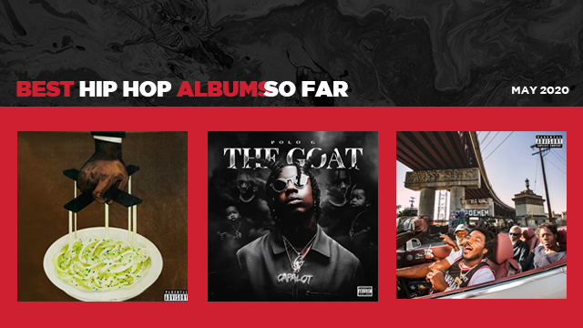 Best Hip Hop Albums Of May 2020