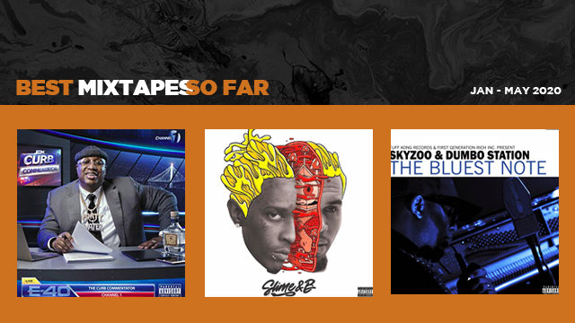 Best New Mixtapes & EPs Of May 2020
