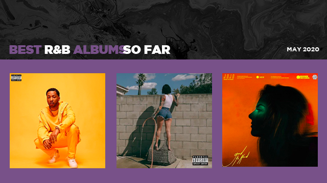 Best R&B Albums Of May 2020