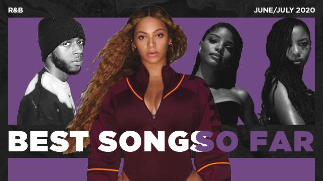 Best R&B Songs Of June 2020