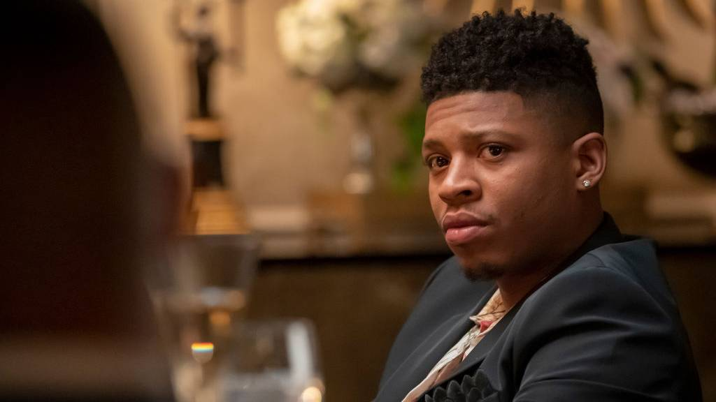 'Empire' Star Bryshere Y. Gray Arrested For Allegedly Choking His Wife Unconscious