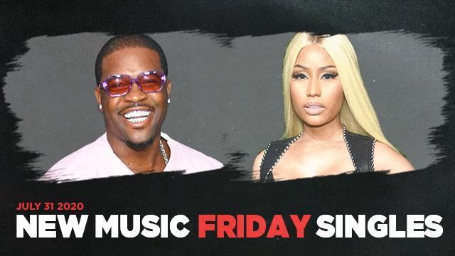 New Music Friday - New Singles From A$AP Ferg & Nicki Minaj, Action Bronson, Juicy J & Wiz Khalifa & More
