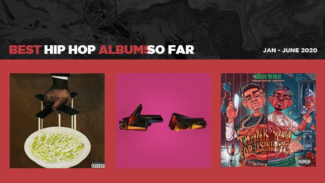 The Best Hip Hop Albums Of 2020 …So Far