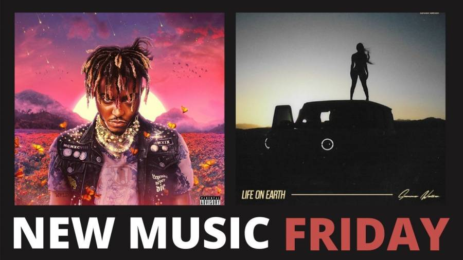 New Music Friday - Juice Wrld, Summer Walker, The Alchemist And More Fall Of The New Releases