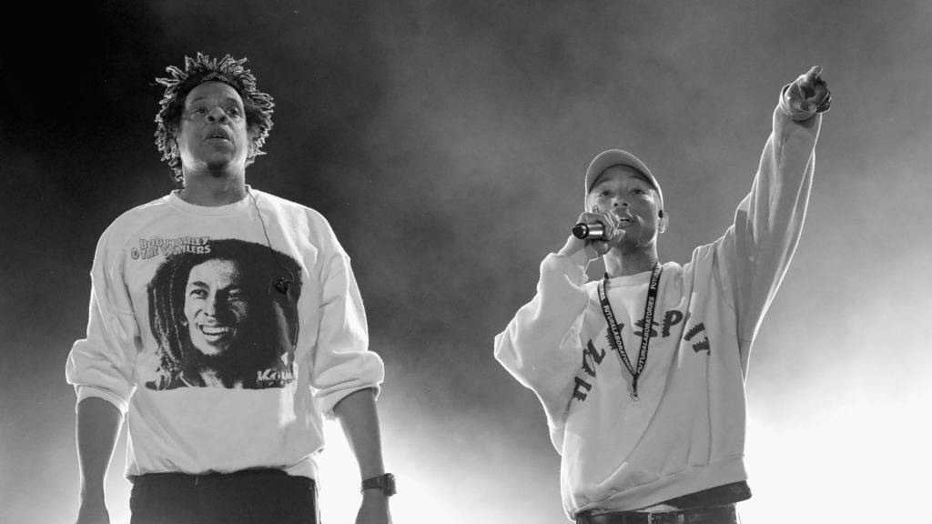 JAY-Z & Pharrell Williams Have A Neptunes-Produced Collaboration On The Way