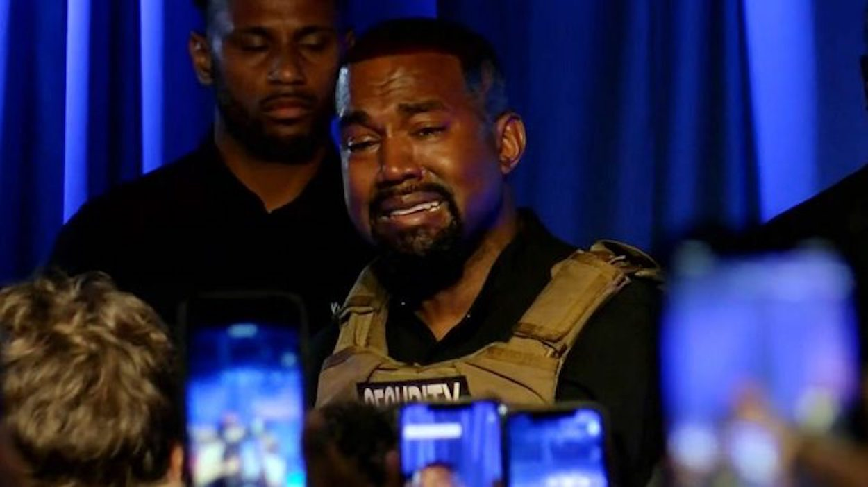 The Moment: Kanye West Calls Out The Kardashians