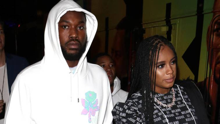 Meek Mill Announces Breakup From Girlfriend Of Newborn Son - HipHopDX