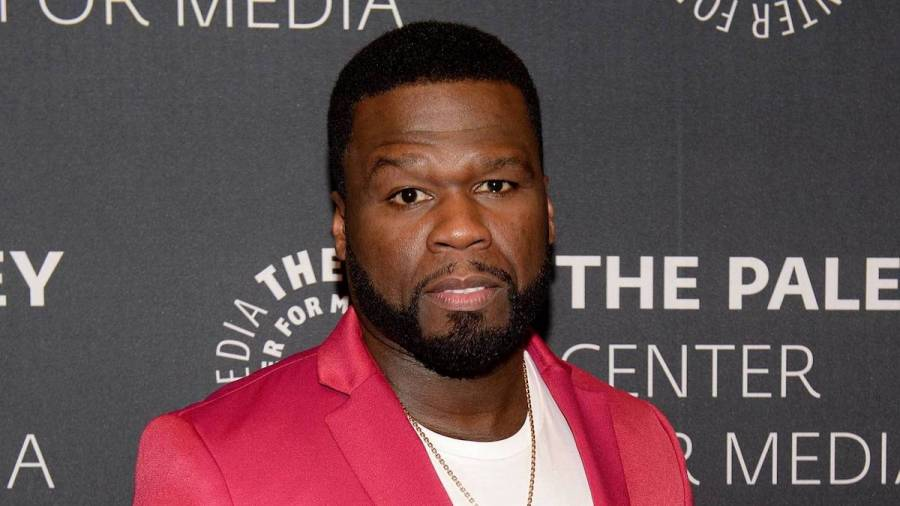 50 Cent Uses Dr. Dre's Unraveling Divorce To Plug The Starz App